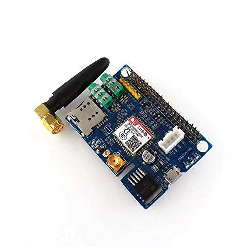 Peanutaod Professionelle kleine SIM800C GSM GPRS-Modul Quad-Band-Entwicklungsboard-Modul Geeignet für Raspberry Pi