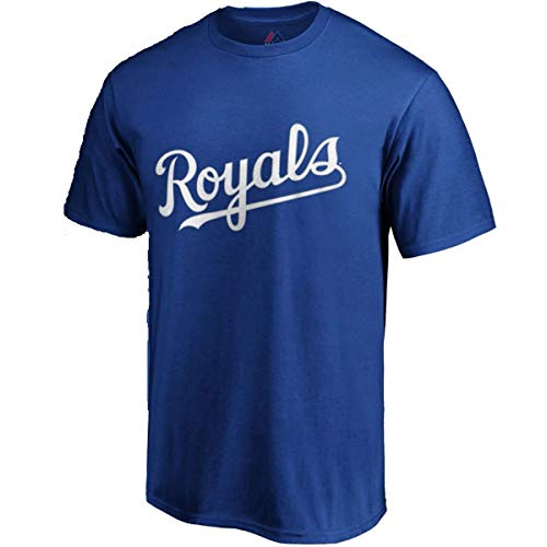 Kansas City Royals ADULT LARGE Replica T-Shirt Jersey