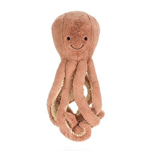 Jellycat Odell Octopus Stuffed Animal, Large, 22 inches