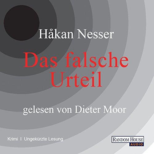 Das falsche Urteil (Kommissar Van Veeteren 3) audiobook cover art