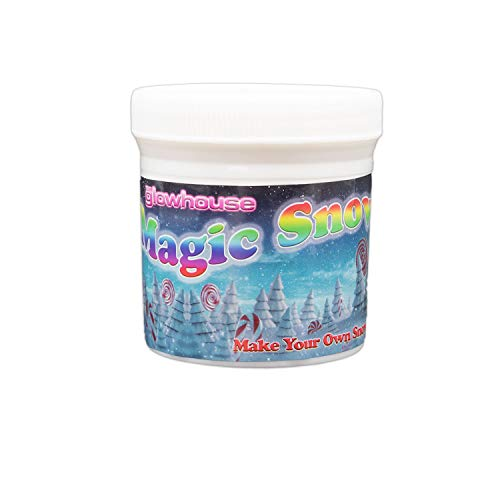 The Glowhouse Instant Snow Powder 130g - Instant Magic Snow Fake Party Decoration