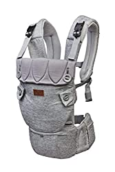 New-born ergonomic position and hip seat from 6 months. Market leading weight distribution with hip seat, recommended by the international hip dysplasia institute as a hip-healthy baby carrier Weight: 3, 5 to 15 kg and age: new-born to 3 years. Most ...