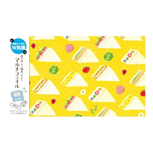 古川紙工 抗菌マルチファイル (サンドイッチ)
