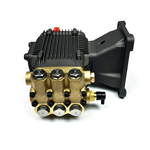 """POWER PRODUCTS 4000PSI Pressure Washer Pump Horizontal Shaft 1"""" for EB4040HA with Honda Engine"""