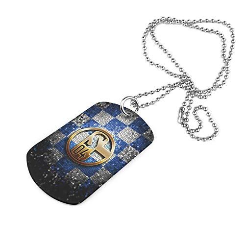 Y Y Y Scha-Lke 04 Army Brand Halskette Druck Halskette Eisen Halskette Trend Mode