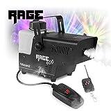 beamz RAGE 600 Smoke Machine Fog Effect & Wireless Control DJ Disco Party