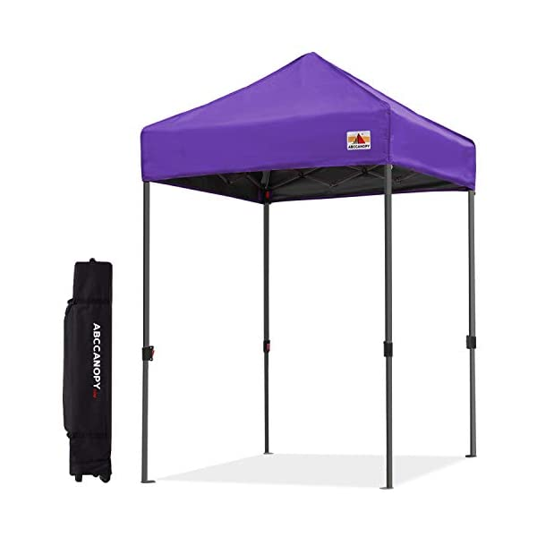 ABCCANOPY Outdoor Easy Pop up Canopy Tent 10×10 Central Lock-Series