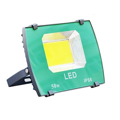 Outdoor LED-schijnwerper, waterdichte verlichting pocketwand deuropening veiligheid 220V IP66 spots 50w Wit licht.
