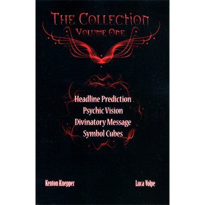 The Collection by Luca Volpe and Kenton Knepper - Book