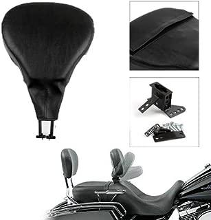 longitud: 132 mm Domino Par de pu/ños negros de esponja modelo Soft para moto de carretera accesorios: 97.5595.04-00