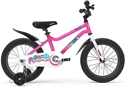 Kinderfürr r fürr r Indoor-fürrad Für Kinder Outdoor-Kinder-Mountainbike Kinder-übungsfürrad Dreirad Für Kinder 312 Jahre Alter Roller (Farbe   A, Größe   14inches)