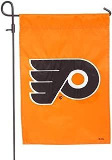Philadelphia Flyers Garden Flag - 13 x 18 Inches