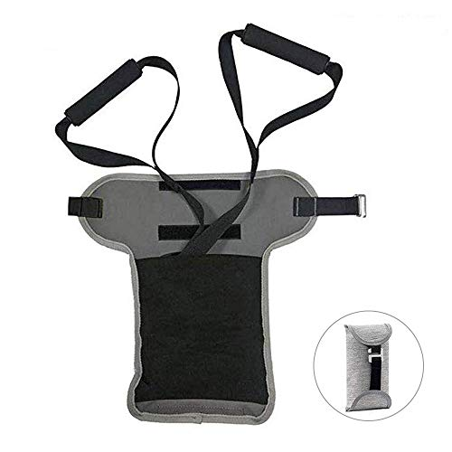 Yellow NOSSK TWIN PRO Bodyweight Fitness Strap Trainer NOSSK Inc.