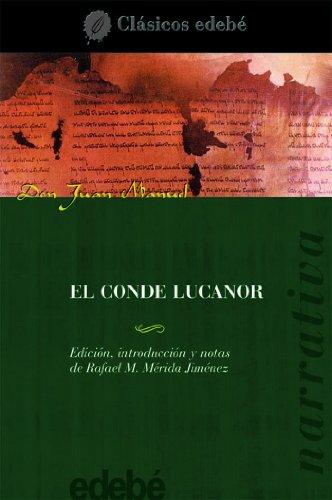 EL CONDE LUCANOR (CLÁSICOS EDEBÉ)