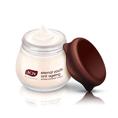 Joy Revivify Eternal Youth Anti Ageing Wrinkle Corrector Cream SPF20 PA++ 50g