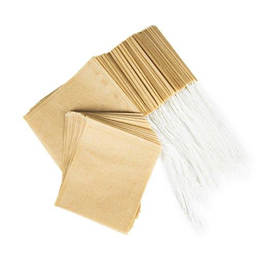 BetyBedy Tea Filter Bags,...