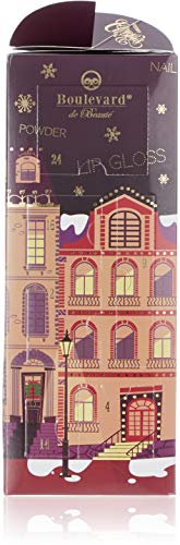 Beauty In The City - der Beauty-Adventskalender im stylishen Format - von Boulevard de Beauté