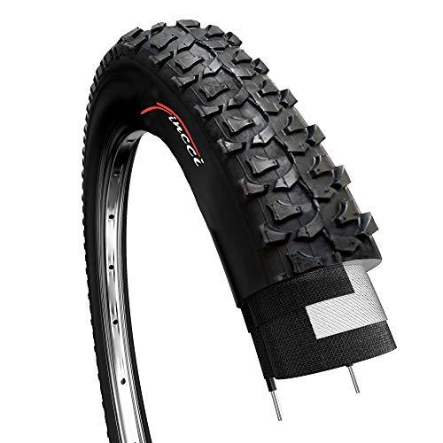 Fincci 20 x 1,75 Zoll 47-406 Reifen für BMX MTB Mountainbike oder Kinder Fahrrad
