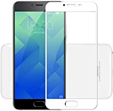 Phone Pouches - for Meizu m6 note for Meizu E3 Full Cover Tempered Glass Screen Protector for Meizu M5c M5 c Meilan A5 32GB 16GB 64GB Glass Film (black color for Meizu M5c)