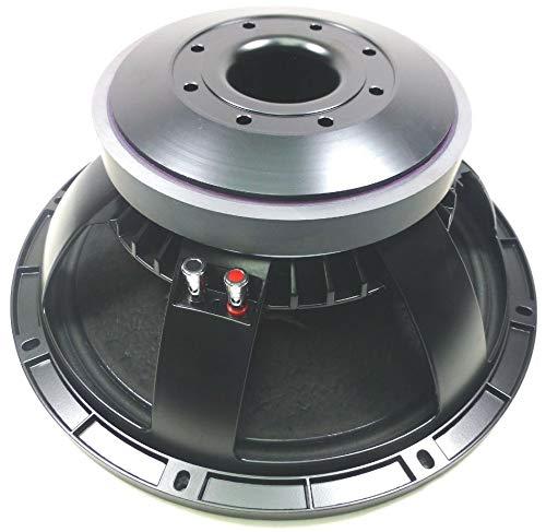 Lase LW -15 Low Frequency Transducer - 1600-Watt 8-Ohm - 15' Woofer