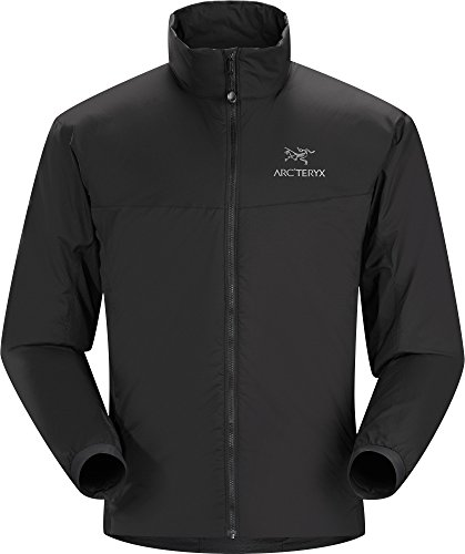 ARC'TERYX Atom LT Jacket Men's (Black, Small)