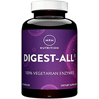 MRM Digest-All Condition Specific Vegetarian Capsules, 100-Count Bottles by MRM