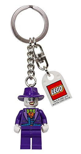 LEGO DC Comics Super Heroes The Joker Llavero - Llaveros y estuches 1