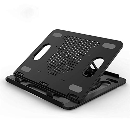 AWCPP Laptop Stand, Desktop Office Computer Lifting, Lazy Portable Bracket, Radiator, Vertical Laptop Support, Folding Heightening Pad,a