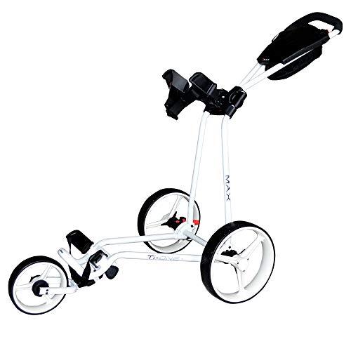 Big Max Ti One Golf-Trolley, weiß