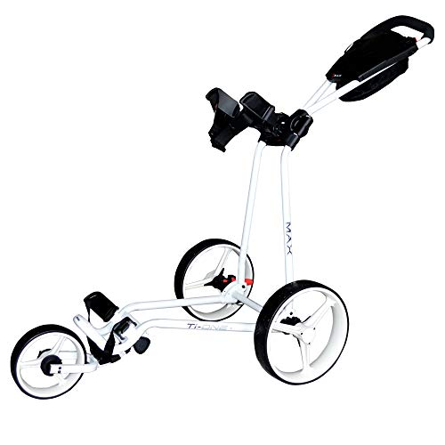 Big Max Ti One Golf-Trolley, weiß