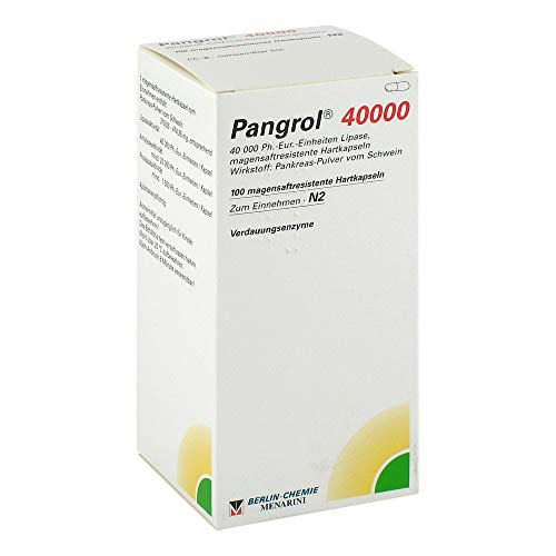 PANGROL 40.000 Hartkps.m.magensaftr.überz.Pell. 100 St