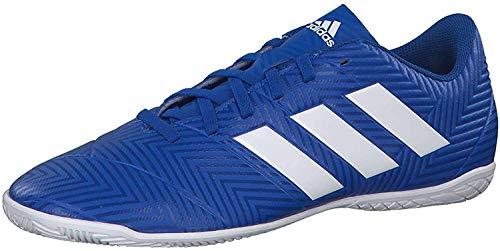 Adidas Nemeziz Tango 18.4 In, Zapatillas de fútbol Sala Hombre, Azul (Fooblu/Ftwbla/Fooblu 001), 44 EU