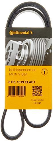 CONTITECH 6PK1019 ELAST Keilrippenriemen