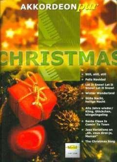 Christmas - arrangiert für Akkordeon [Noten / Sheetmusic] aus der Reihe: AKKORDEON PUR