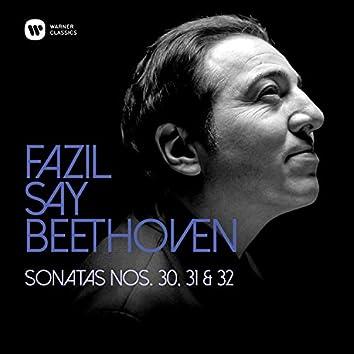 Beethoven: Piano Sonatas Nos 30, 31 & 32