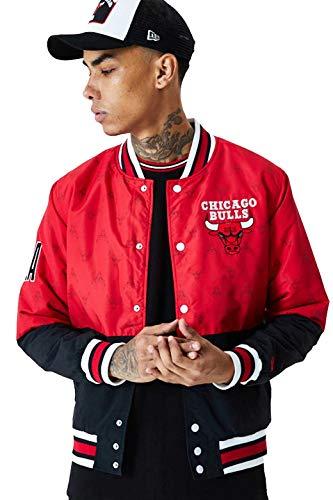 New Era Chicago Bulls Modelo NBA Bomber CHIBUL FDR Marca