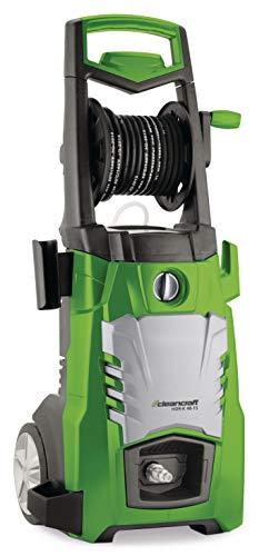 Cleancraft Kaltwasser Hochdruckreiniger HDR-K 48-15 (mit Räder, Druck 125 bar, mit Reinigungsmitteltank), 7101481