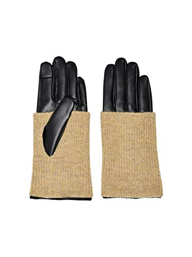 ONLY female Handschuhe Leder S/MBlack 2