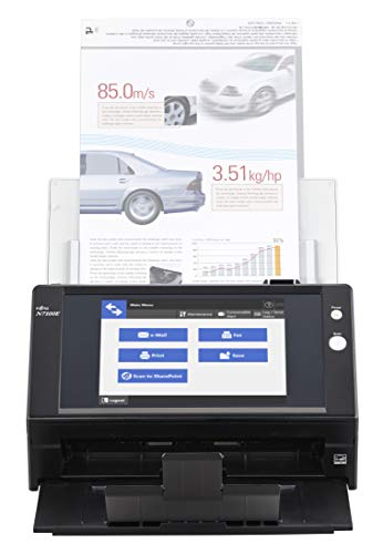 Great Features Of FUJITSU Image Scanner N7100E