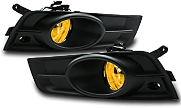 ZMAUTOPARTS For Chevy Cruze Bumper Driving Clear Fog Lights+Black  Cover+Wiring Harness Kit: Automotive - Amazon.com | 2012 Chevy Cruze Fog L Wiring Harness |  | Amazon.com