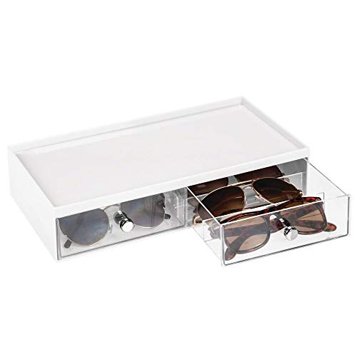 MDesign Cajas gafas sol – Cajoneras plástico 2