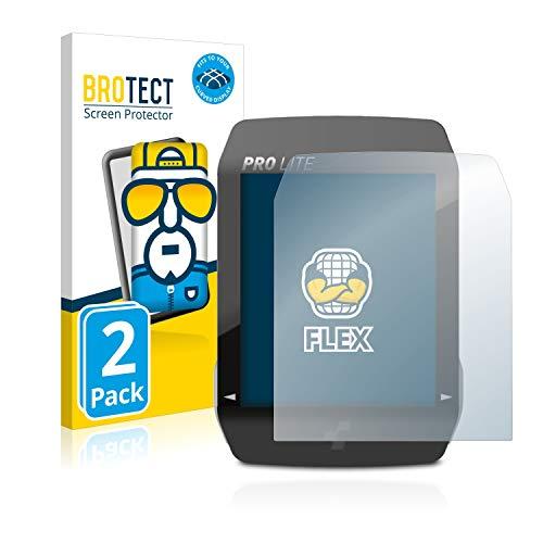 BROTECT Full-Cover Schutzfolie kompatibel mit Cube Pro Lite (2 Stück) - Full-Screen Bildschirmschutz-Folie, 3D Curved, Kristall-Klar