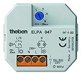 Theben 0470002 ELPA 047 - Temporizador para luz de la escalera
