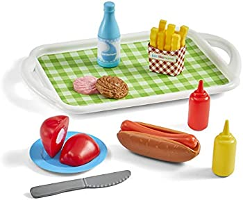 Just Like Home Food Court Hot Dog Toy