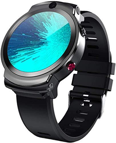 TYUI Smart Watch Sim Card Construido Bluetooth con 4G reloj inteligente con GPS, reloj inteligente para mujeres y hombres-A
