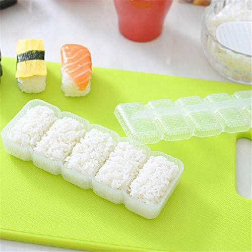 Danigrefinb Nigiri - Molde plástico sushi