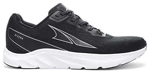 ALTRA Women's AL0A4VQV Rivera Road Running Shoe, Black/White - 8.5 M US