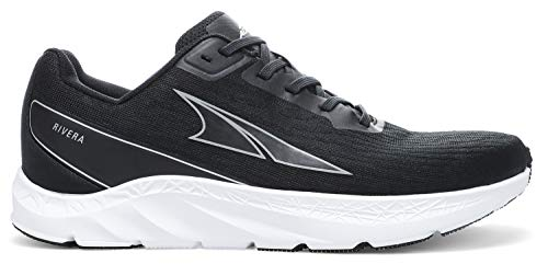 ALTRA Women's AL0A4VQV Rivera Road Running Shoe, Black/White...
