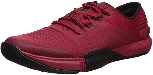 Under Armour Tribase Reign, Chaussures Multisport Indoor Homme, Rouge (Red 3021289-600), 45 EU