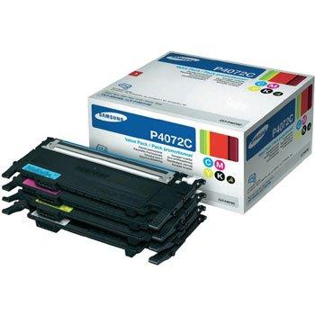 Samsung CLT-P4072C - Toner Kit Rainbow C/M/Y/K - Pages 1.500 - Warranty: 1Y